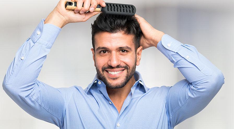 Introduktion till hårtransplantation